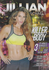 Jillian Michaels - Killer Body New DVD