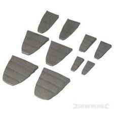 Hammer Wedge Set 10pce 10pce for securing replacement handles to hammer heads
