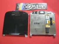 KIT DISPLAY LCD +TOUCH SCREEN PER BLACKBERRY BOLD 9900 001111 CODICE NERO