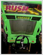 San Francisco Rush Extreme Racing Sit Down Video Game Fun-Used
