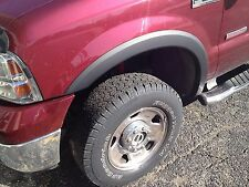 OE STYLE FENDER FLARES OE STYLE 99-07 ALL TRIM FORD F250/350  FREE SHIPPING