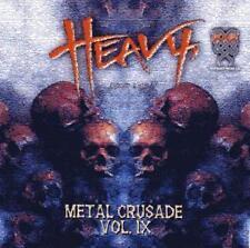 Metal Crusade 9 Deceiver Ivorie Axehammer TYR ACCENDITORE