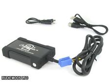Connects2 ctaarusb001 USB / AUX 3,5 mm / SD Adattatore ALFA ROMEO 147