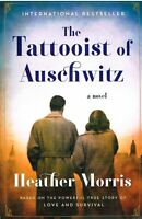 The Tattooist of Auschwitz by Heather Morris (P.D.F version)