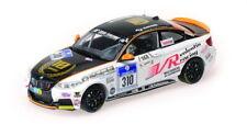 1:43 BMW M 235i n°310 Nurburgring 2014 1/43 • MINICHAMPS 437142410