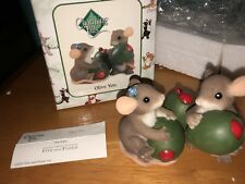 """Charming Tails """"Olive You"""" Dean Griff Nib"""