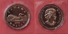 Proof Like 2006 Canada 1 Dollar Sealed in Cello