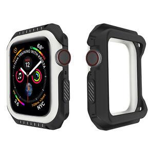 For Apple Watch iWatch Series 6/SE/5/4/3/2/ Heavy Duty Bumper Case 38/40/42/44mm