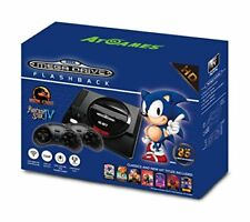 Atgames Megadrive HD - Flashback (85 jeux Hd)