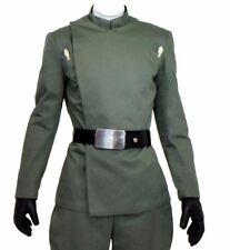 Licensed Star Wars Museum Replicas Imperial Officer Jacket Green or Black