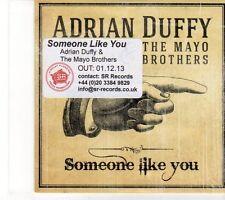 (EY879) Adrian Duffy & The Mayo Brothers, Someone Like You - 2013 DJ CD