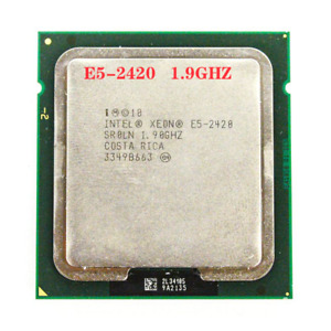 Intel Xeon E5-2420 SR0LN 1.90GHz 6-Core 15M LGA 1356 12 Threads CPU processor