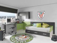 Vinilo adhesivo escudo Athletic Bilbao stickers decoración stickers pegatinas