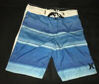 Men's Hurley Board Shorts Swim Trunks 32