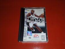 NBA Live 97 (Sega Saturn, 1997) -Complete