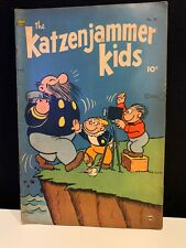 Katzenjammer Kids #20 1952- Golden Age comic VG-