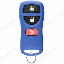 Replacement for Nissan 07-13 Versa 02-14 Xterra Remote Car Keyless Key Fob Navy