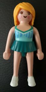 Playmobil 2012 Lady In Swimsuit Figure