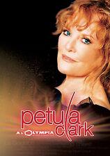 PETULA CLARK - DVD - A L OLYMPIA
