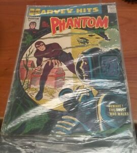 Harvey Hits Phantom Comic #6 10 Cent Issue 1960's