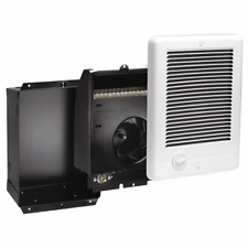 Cadet Electric Wall Heater 2000W 240V Automatic Shutoff Powder Coating White