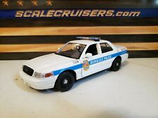 Honolulu Police 1:24 Scale Diecast Ford Crown Victoria