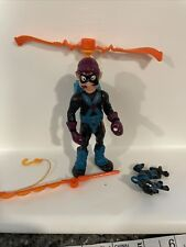 NM45 VINTAGE 80'S KENNER POLICE ACADEMY CLAW & MOUSER CAT FIGURE W Accessories