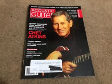 MARCH 2018 ACOUSTIC GUITAR vintage music magazine CHET ATKINS