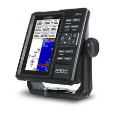 GARMIN FISHFINDER 650 GPS WW 010-01710-00