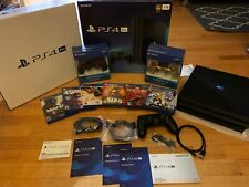 Sony PS4 Pro 1TB Console + 2 Extra controllers and 6 Games! MINT - GREAT DEAL!!