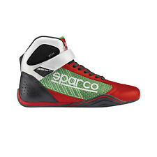 Sparco Omega KB-6 Shoes Red/Green - Genuine - EUR 37