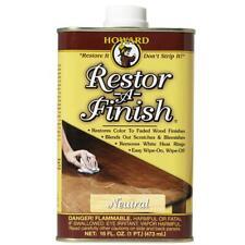 Howard Products Rf1016 Restor-A-Finish, 16 oz, Neutral 16