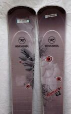 13-14 Rossignol Temptation 82 Used Women's Demo Skis w/Bindings Size144cm#350506
