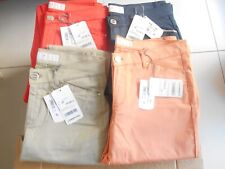 Lotto Stock 8 pezzi Pantaloni Donna DISMERO ,Made in Italy .Nuovi con Etichetta
