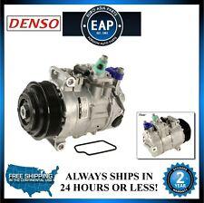 For C250 C300 C350 C63 AMG E350 E63 AMG GLK350 DENSO A/C Compressor New