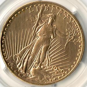 $20 1920 Saint-Gaudens Double Eagle