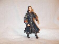 Lord Of The Rings Movie Action Figure Aragorn Strider 6 inch loose E