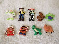 TOY STORY Inspired Fridge magnets WOODY JESSIE BUZZ REX HAMM ALIEN POTATO HEAD