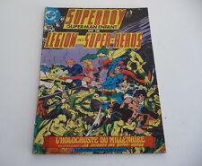 SAGEDITION  Superman Superboy et la légion des super-héros  format géant !! sep9