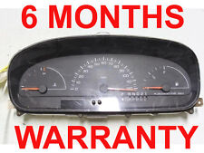 96 97 98 99 Dodge CARAVAN VOYAGER Cluster -3spd RED PLUG NoTacho -180 Day Warran