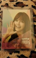 Snsd sooyoung sm town live world tour official photocard card Kpop k-pop