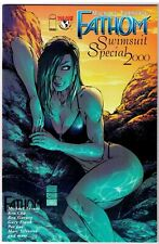Fathom Swimsuit Special 2000 23 Pages Of Beautiful Pin Ups!
