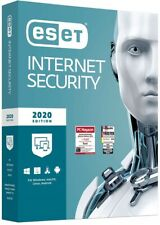 ESET internet security 2020 3 years 1PC / KEY + ESET subscription