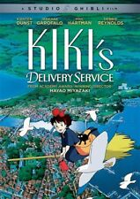 KIKI'S DELIVERY SERVICE New Sealed DVD Studio Ghibli