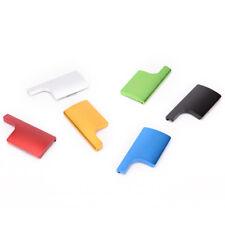 CNC Aluminum Back Door Housing Case Clip Lock Buckle for GoPro Hero 4 3 3+ BlueF