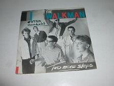 "THE WALKMEN - Two More Steps - 1987 German 7"" Juke Box Vinyl Single"