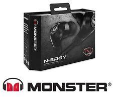 Original Monster auriculares en Ear auriculares N-ergy sonido nuevo ✔ DHL entrega urgente ✔