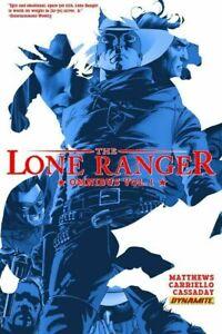 Lone Ranger Omnibus TPB #1 VF/NM; Dynamite | save on shipping - details inside