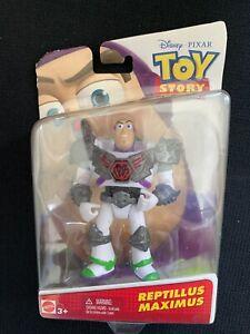 Toy Story Mattel 2015 Battle Armor Buzz Lightyear Action Figure w Package Error