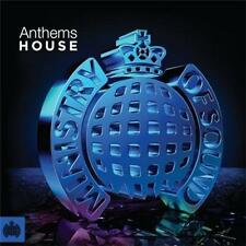 MINISTRY OF SOUND ANTHEMS HOUSE  3CD NEW SEALED